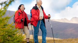 Пожилые люди против гипертонии