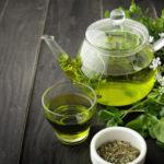 Зеленый чай на кето-диете
