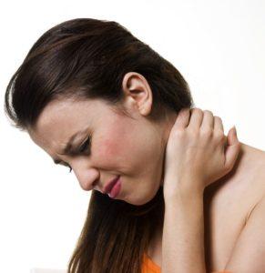 Сильная головная боль в области затылка