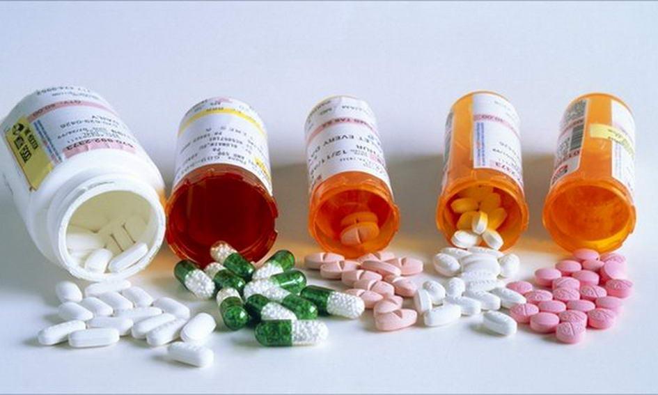 Разные медикаменты