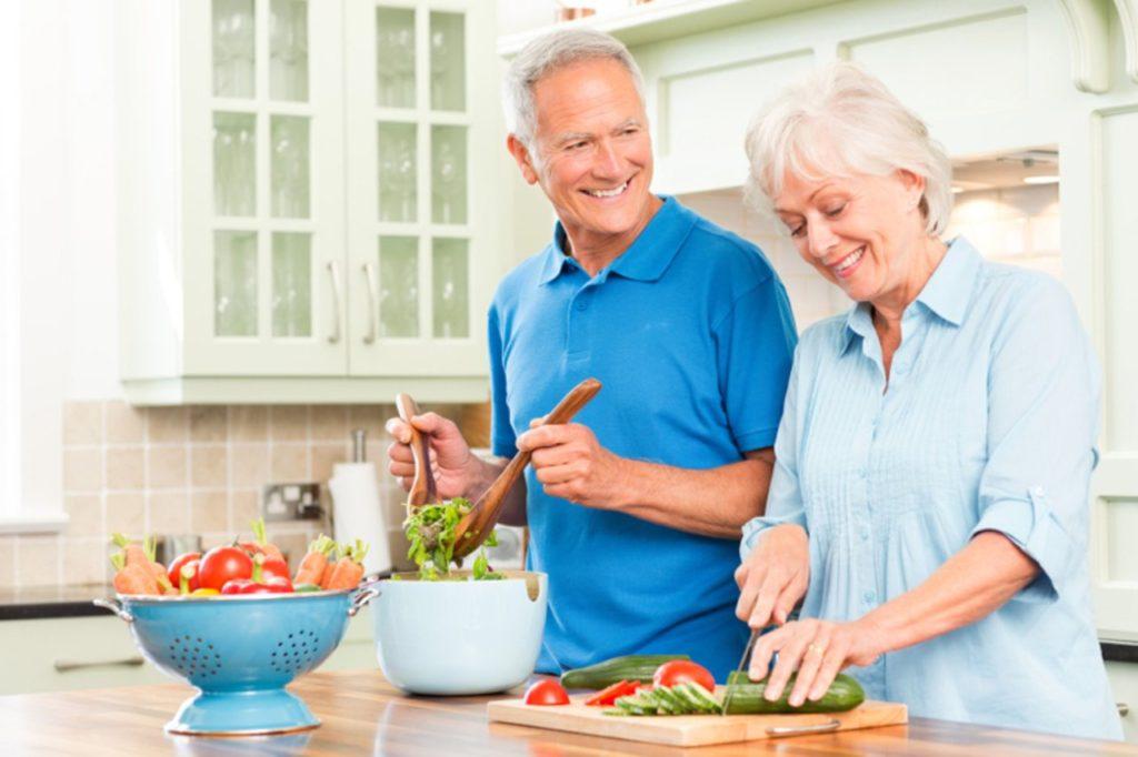 Кето диета для пожилых людей