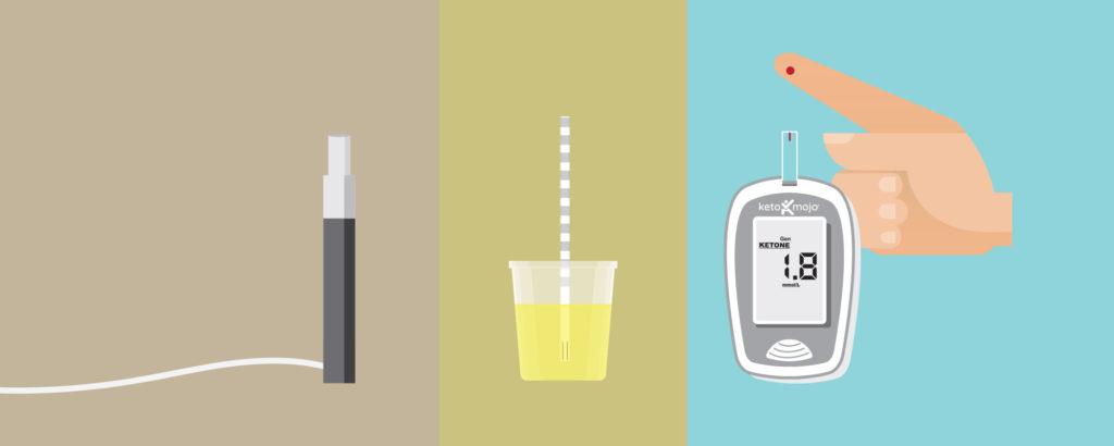 Лучшее время для теста кетонов в моче и крови