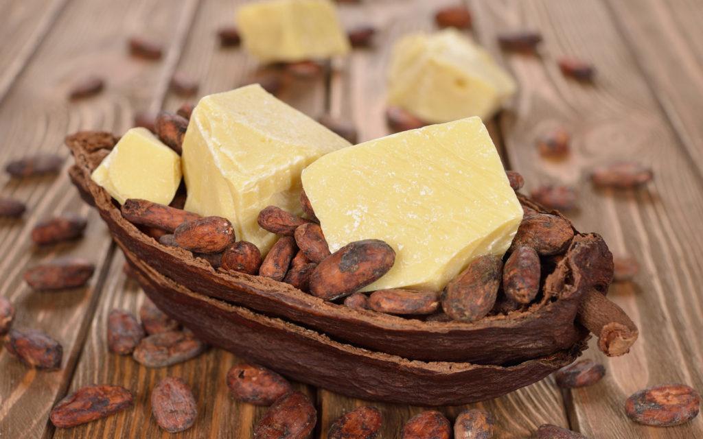 Какао-масло - один из лучших жиров на кето диете
