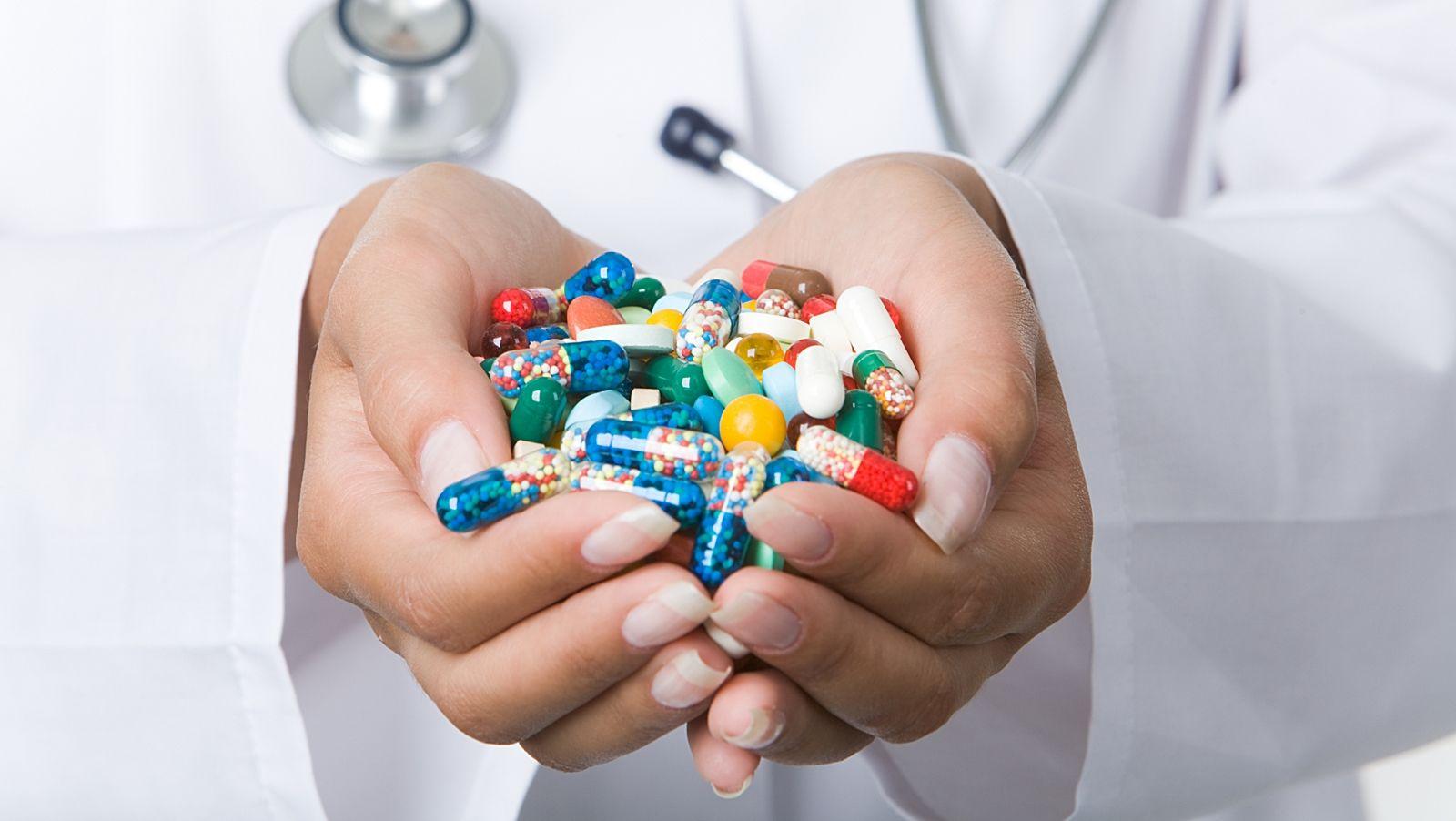 Грамотный подбор препаратов