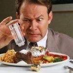Избыточное употребление соли