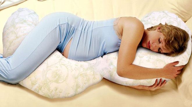 Как снять боль в ребрах при беременности