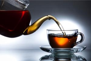 Как состав черного чая влияет на организм