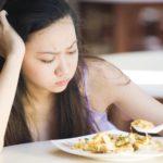 Нарушения вкуса и снижение аппетита