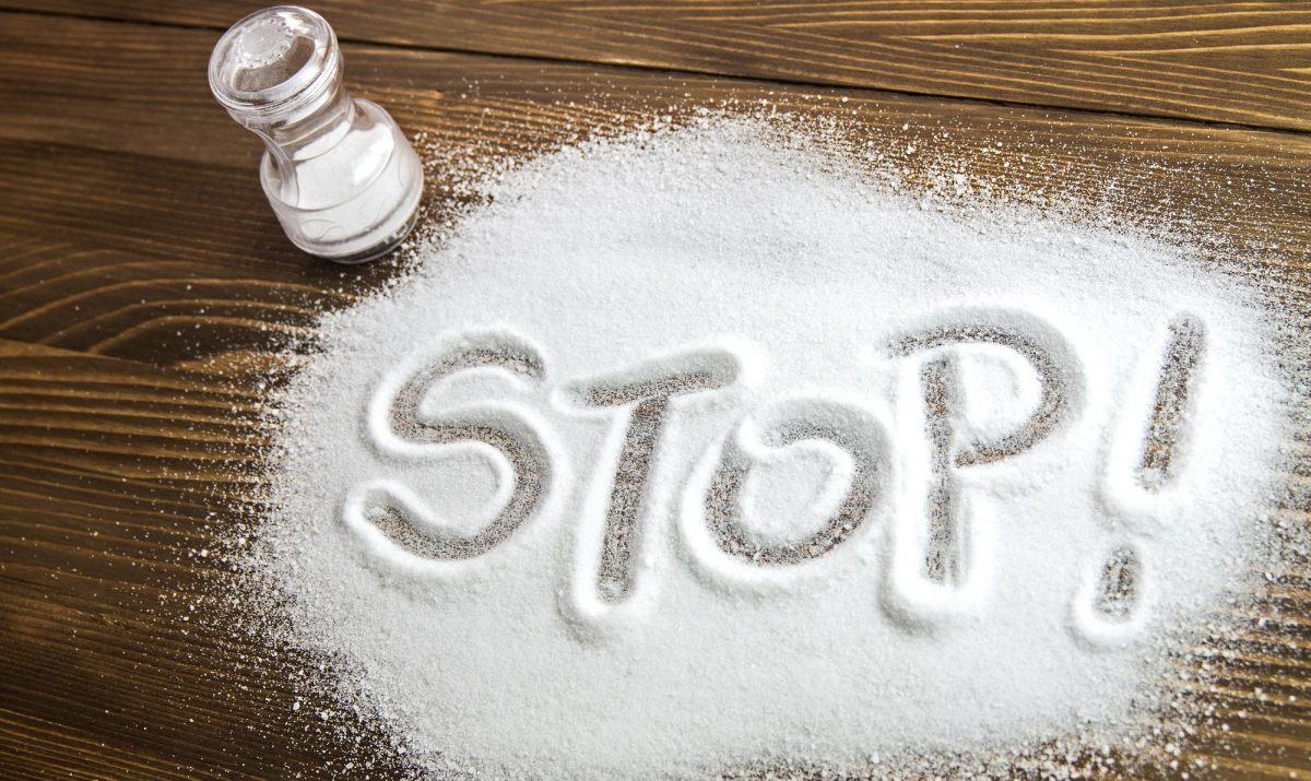 Отказ от соли при гипертензии