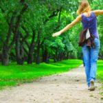 Пешие прогулки на свежем воздухе