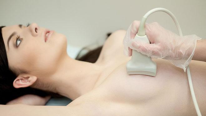 Почему исчезли боли в груди у беременной