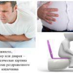 Расстройство кишечника (запоры или понос)