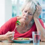Снижение аппетита и разные нарушения в пищеварении