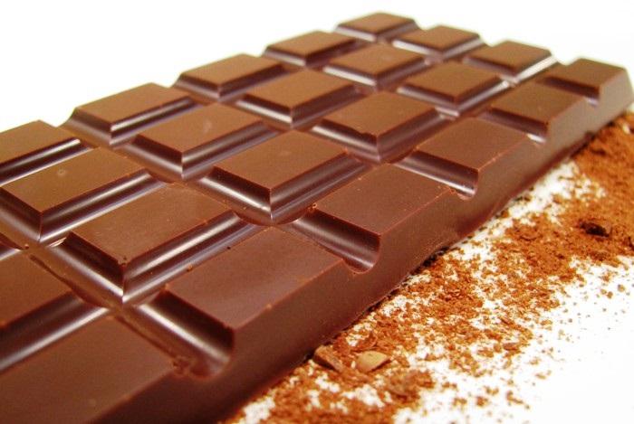Свежий шоколад