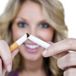 Курение кормящей мамы