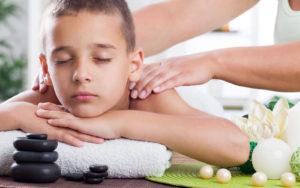 Профилактический массаж