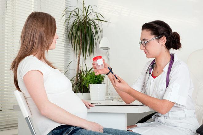 Что показывает анализ мочи при беременности