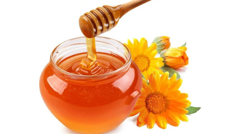 Календула с медом