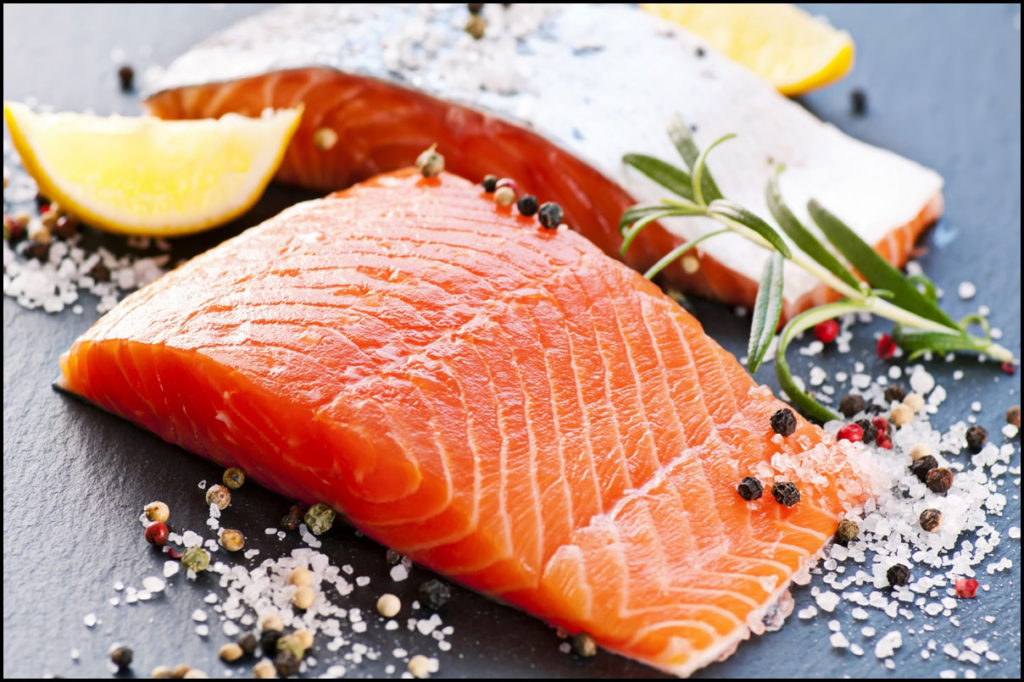 Польза морепродуктов на кето-диете