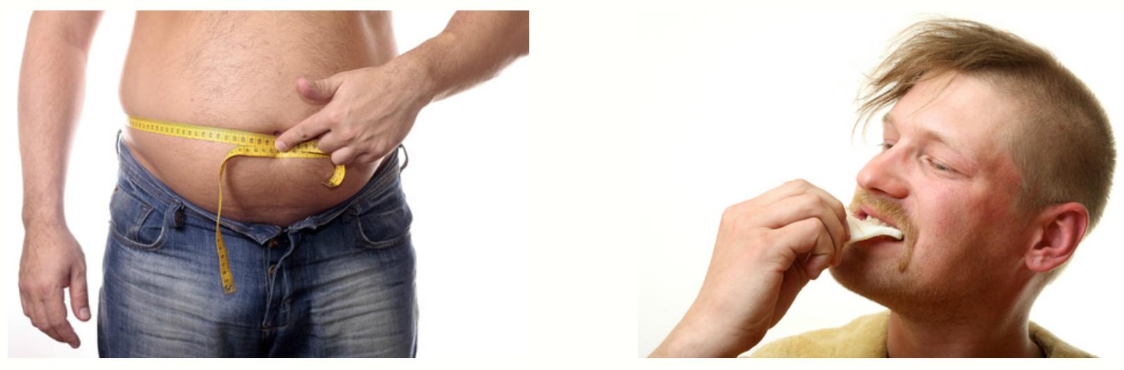Сало способствует набору лишнего веса