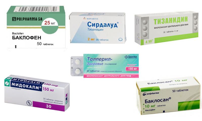 Применяемые препараты при инсульте