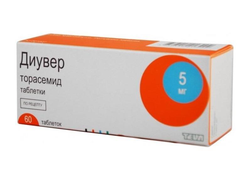 Какие диуретики лучше при гипертонии - От болей