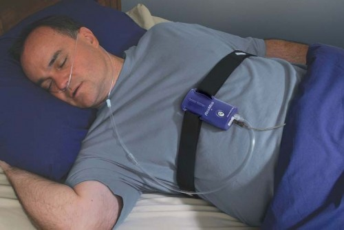 Ночью нужно спать, не ориентируясь на процесс измерения