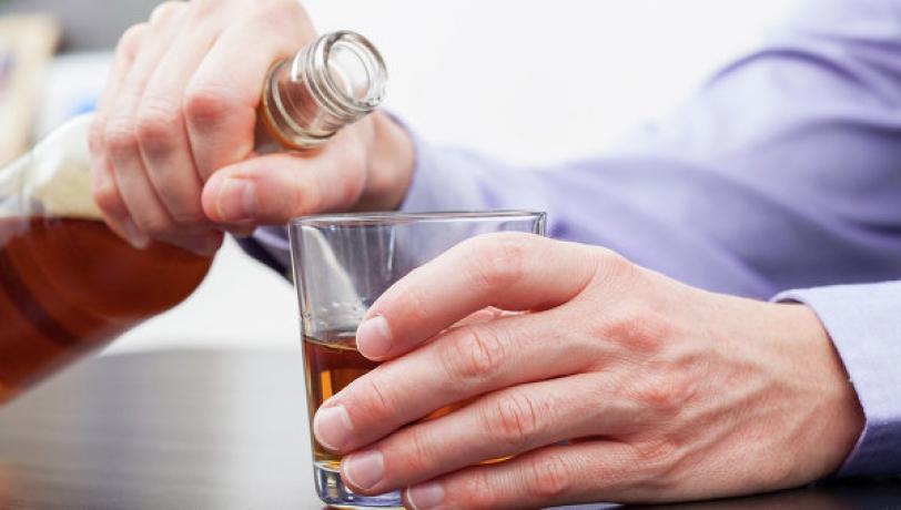 Забыть об употреблении алкоголя