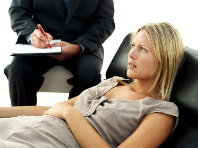 Последствия замершей беременности